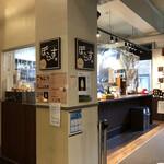 ミュージアムカフェ ぽらす - お店