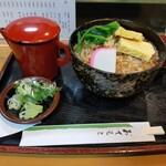 そば処 緑寿庵 - 料理写真: