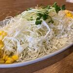 すてーき亭 - グリーンサラダ