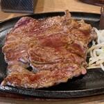 すてーき亭 - ビフテキ(170g)