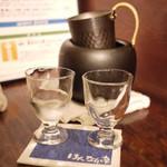 はんなり亭 - 2012/6 日本酒 冷