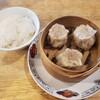 大衆中華 山水 - 料理写真:シューマイセット2020.08.07