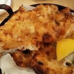 寿司虎 - 海鮮かき揚げ