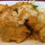 今福食堂 - チキン南蛮 250円