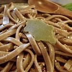 亀戸・養生料理 高の - 護摩蕎麦