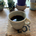 香豊堂 - コーヒーはセットで250円