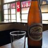 大衆酒場カネス - ドリンク写真:キリンラガー瓶ビール 大瓶