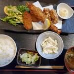 旬・菜・魚・かおる家 - 料理写真: