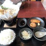 Jingisukankirishima - ジンギスカン鍋定食