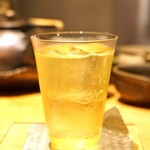 Mixology Salon - 季節の煎茶のジントニック