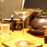 Mixology Salon - 玉露マティーニ