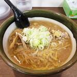 ラーメン郷 - 味噌ラーメン 850円