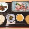 ドライブイン香魚 - 料理写真:川魚定食