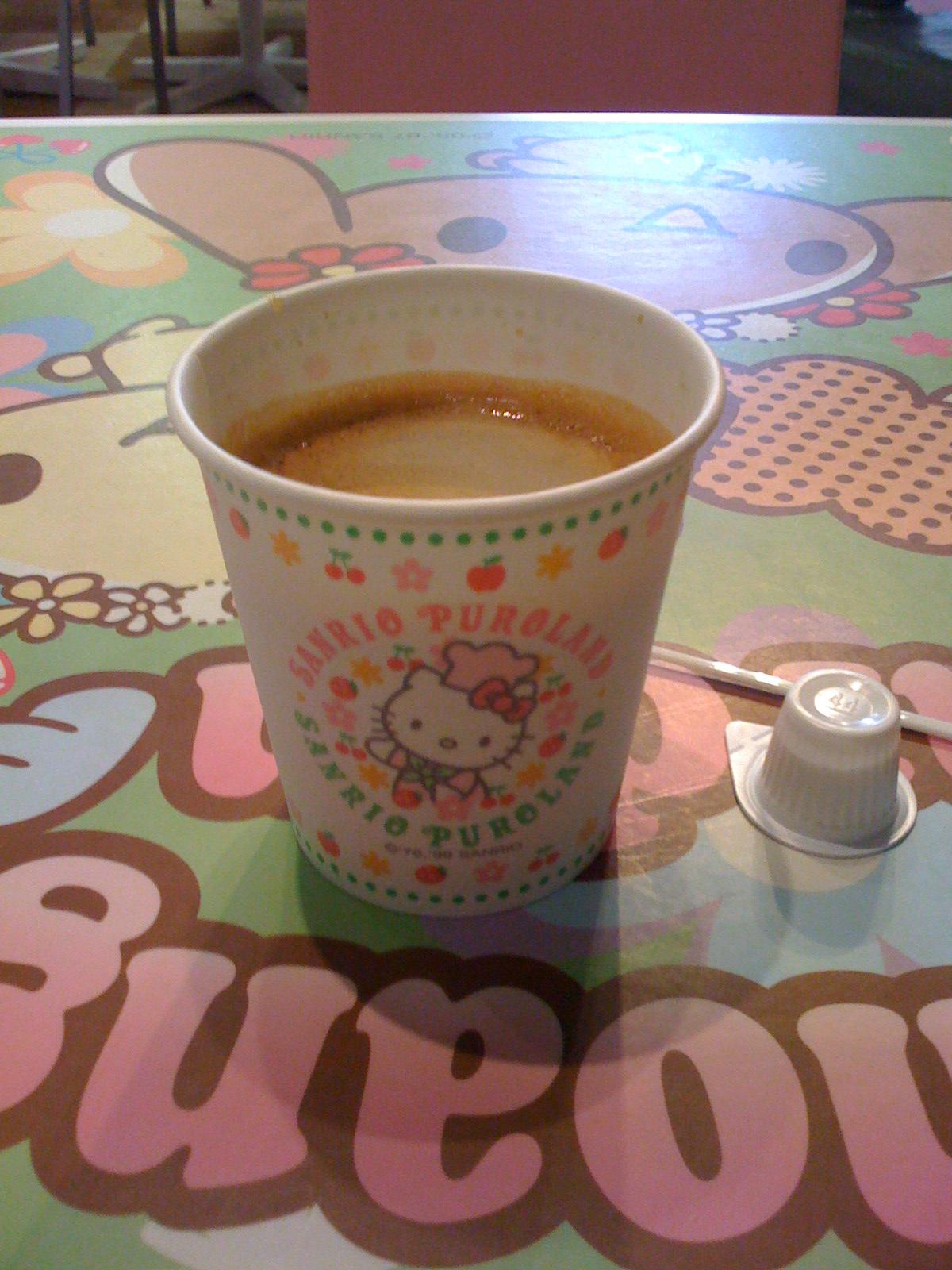 シナモロール ドリームカフェ
