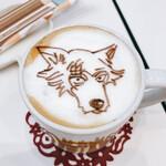 マンガカフェ - ドリンク写真:レゴシのカフェラテ