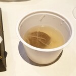 牛たん 伊地知 - 牛テールスープ