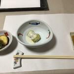 加とう - 料理写真:前菜