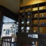 六古窯 - 店内の雰囲気