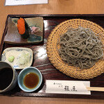 雅屋 - 料理写真:蕎麦ととびっこ
