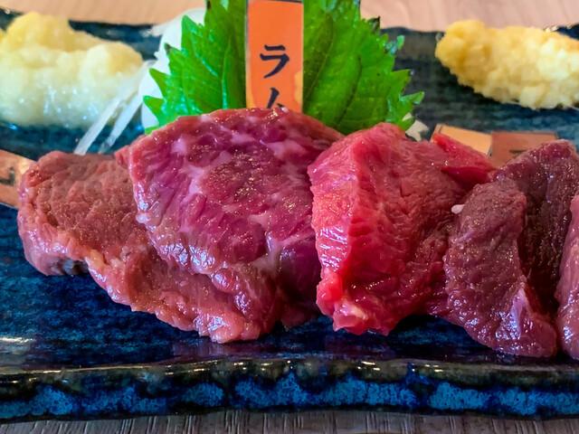 大衆馬肉酒場ジョッキー 江古田店の料理の写真