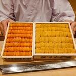 Kagurazaka sushi tamura -