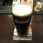 The Temple Bar - ギネスビール
