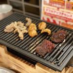 マグロ大使 - ・マグロ焼肉 おまかせ盛り 1,080円