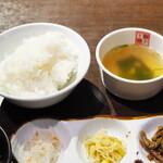 焼肉 李朝園 - 料理写真: