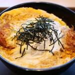 とんかつ 松のや - 料理写真:ロースかつ丼