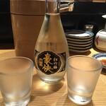 134526480 - 立ち食い寿司×日本酒