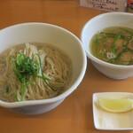 麺屋 でこぼこ - 料理写真:塩つけ麺920円