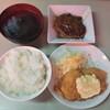 Jinrokku - 料理写真:チョイスらんち2品で500円