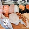 和可奈寿し - 料理写真:上にぎり