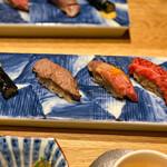 134528167 - 肉寿司①