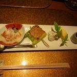 野菜割烹 あき吉 - 6月夏会席 3800円