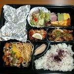 びすとろ亭 - 料理写真:お昼限定  びすとろランチ弁当