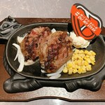 オー! マイステーキ - オリジナルステーキダブルセット