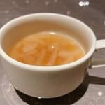 オー! マイステーキ - スープ