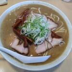 西中華そば店 - 料理写真:濃い中華そば