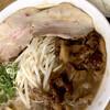 王者-23 - 料理写真:中華蕎麦肉入り小 チャーシュートッピング