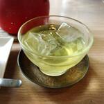 wakaya - 冷たいだったんそば茶