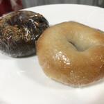 BAGEL CAFE SORARIN - 料理写真:頂いたベーグル