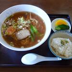 黒羽ドライブイン - 料理写真:
