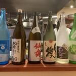 居酒屋 をさむ - おすすめの日本酒