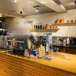 ネイバーフッドアンドコーヒー - おしゃれなオープン