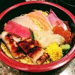 鮨豊 - 料理写真:海鮮丼