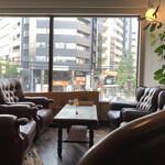 トーチ カフェ - なんだか落ち着ける雰囲気