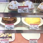 マミーズ・アン・スリール - チーズケーキ発見!これならかろうじて食べられそうな気がします