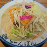 134546917 - ○徳ちゃんぽん(950円)
