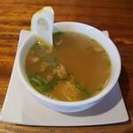 スカスカ - スープ(辛さは自分で調整)